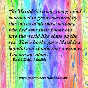 4 Matilda